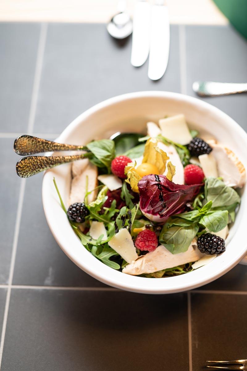 Dinner Salat