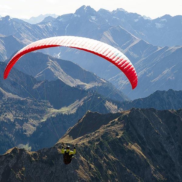 Adventure vacation in Zillertal