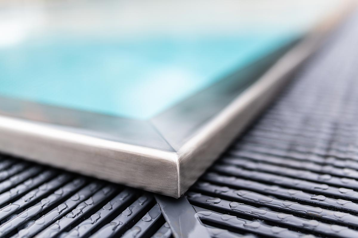 Outdoor Pool Detail