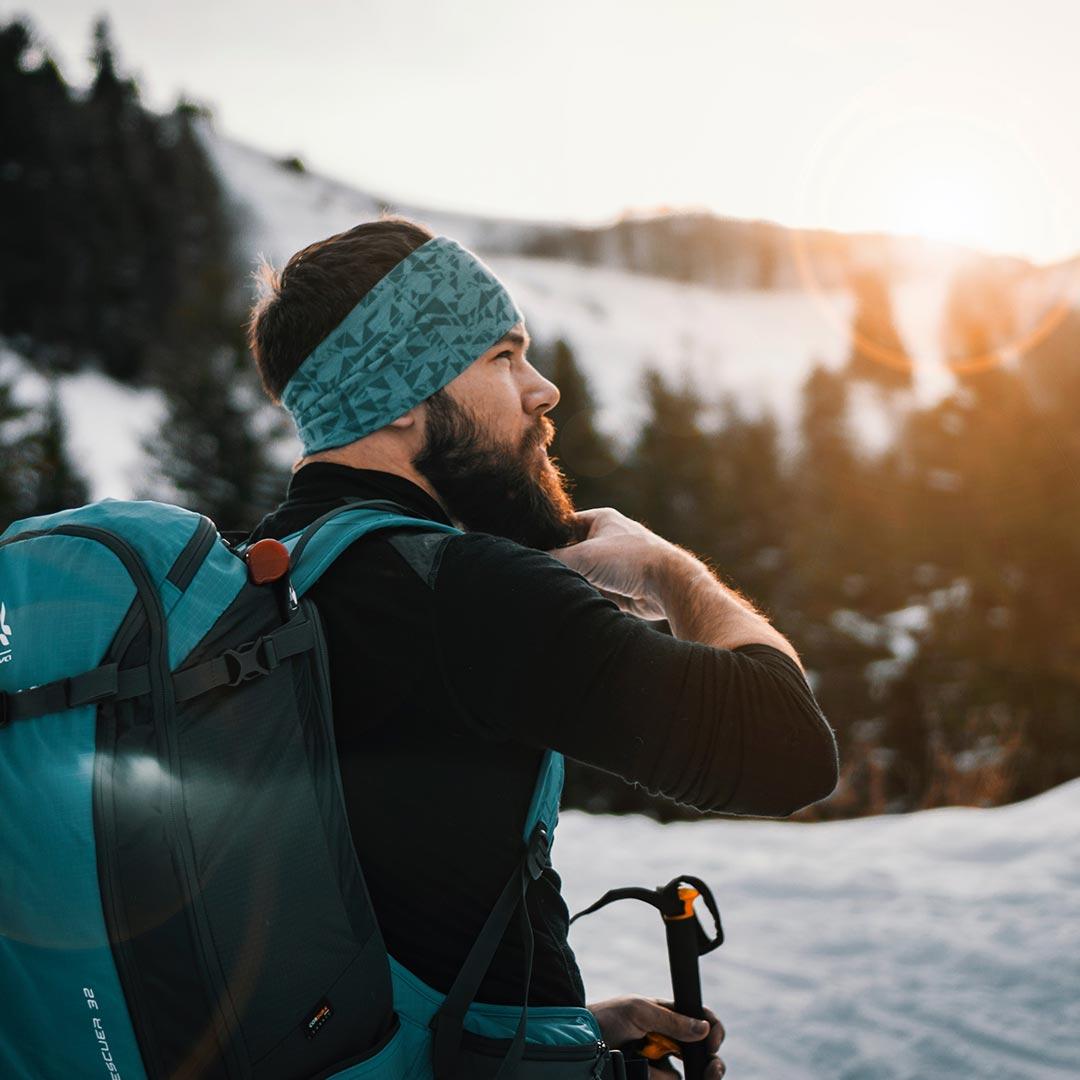 Ski Touring im Zillertal