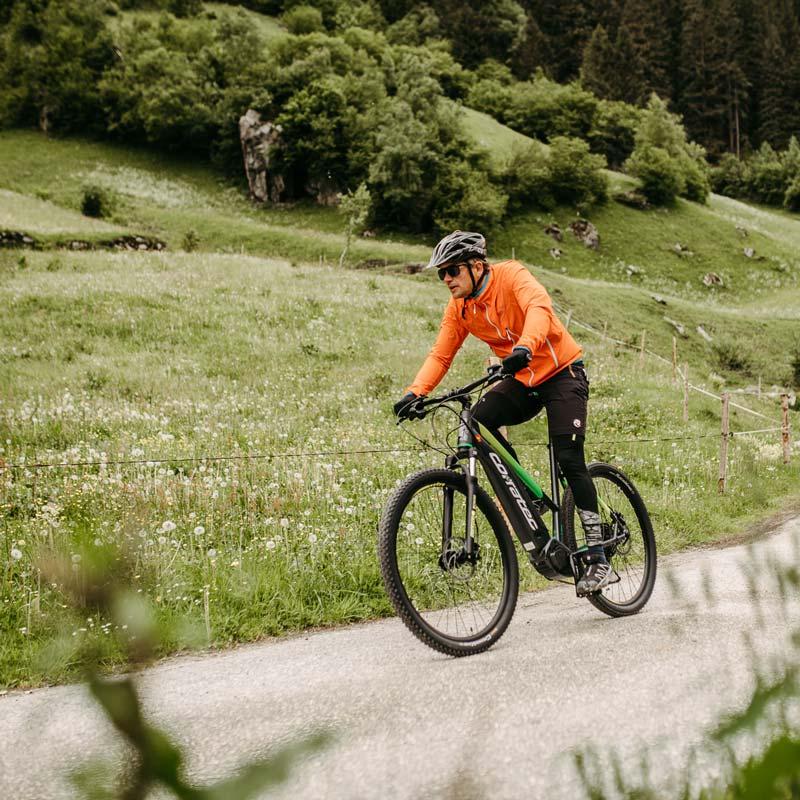 Mountainbiking in Zillertal